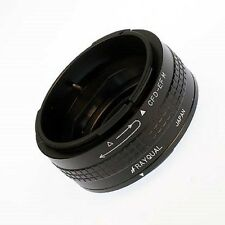 Kindai(Rayqual) Mount Adapter for EOS M body to Canon FD lens Japan Made