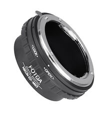 FOTGA Nikon G AF-S Lens to Micro 4/3 M4/3 Adapter for EP1 EP2 GF1 GF2 GH1 GH2 G1