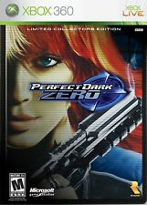 Perfect Dark Zero -Limited Collector's Edition - Xbox 360 Game