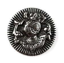 Vintage Button Lapel Pin