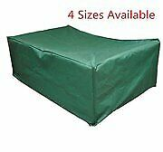 4 Sizes Protective Furniture Cover for Garden Wicker Rattan from UV Rain Birds