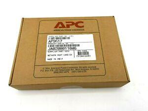APC AP9617 SmartSlot Network Management Card -NIB-