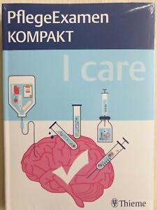 I care - PflegeExamen KOMPAKT -  -  9783132408876
