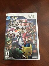Super Smash Bros. Brawl Nintendo Wii TESTED Works NG3