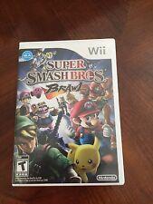 Super Smash Bros. Brawl Nintendo Wii TESTED Works NG3