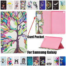 For Samsung Galaxy Tab A 10.1 2019 T510 S5e PU Leather Flip Stand Case Cover