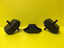 New Suzuki Samurai 86-95 Motor Mount Set + Transmission Mount 3pcs