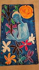 """Canvas Painting """"Soul Keeper #10"""" by Marjorie Mitcham"""