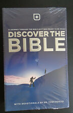 DISCOVER THE BIBLE With Devotionals NKJV Paperback NEW Free Shipping SEALED