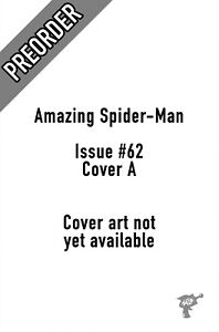 Amazing Spider-Man #62 Cover A Marvel Comics PREORDER SHIPS 24/03/21