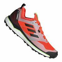 Adidas Terrex Mens TERREX AGRAVIC XT Blue Green TRAIL RUNNING SHOES SIZE 9