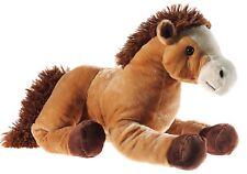 Gr Bärenschürze dunkelrosa mit Pferd 45