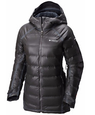Columbia Women S-M-L-XL OutDry EX Diamond Down Jacket Hooded Winter Coat Extreme