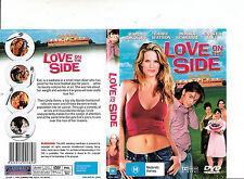 Love On The Side-2004-Marlo Sokoloff- Movie-DVD