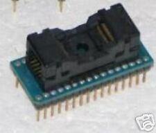 TSOP32 socket adapter 8X14mm for 39SF040 39VF040-U22