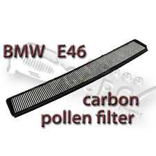 BMW E46 CARBON CABIN / POLLEN FILTER  320, 318, 325, 316, 330 etc.