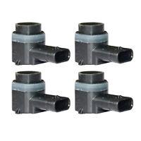 4* PDC Sensor Einparkhilfe Parksensor Vorne Hinten Für Audi VW 4H0919275