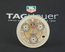 Orig. TAG Heuer S/EL Chronograph Man 29.5 mm dial Champagne-white SEL CG1116 EU