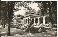 Ansichtskarte Bad Steben - Stahl-, Moor-, und Radiumbad - Wandelhalle-1969 - s/w