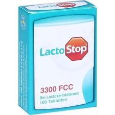 LACTOSTOP 3.300 FCC Tabletten Klickspender 100 St