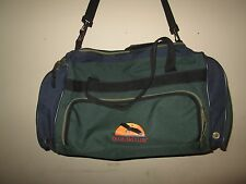 The travelers Club Duffel Bag Sturdy Durable Sides large with Eagle logo