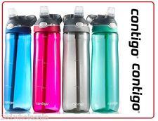 ❤ Contigo Ashland Autoseal 24oz 720ml Sport Water Bottle Travel Mug Outdoor ❤