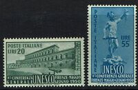 Italy SC# 533 - 534 - Mint Never Hinged - 051516