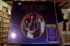 The Jimi Hendrix Experience 8xLP box set sealed 180 gm vinyl