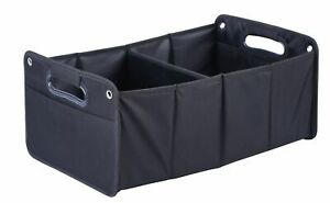 Organizer Bagagliaio Auto Rigido e Piccolo   Velcro Organizzatore Portabagagli