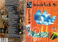 Woodstock 94 (1994) VHS Polygram  Video