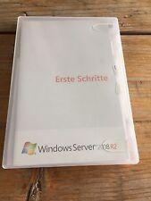 Windows Server 2008R2 Enterprise mit 25 Clients, Deutsch, OEM mit MwSt-Rechnung