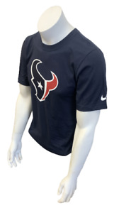Nike Men's Houston Texans Matt Schaub #8 Navy NFL Football Shirt Size Small