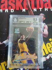 1996-97 Ultra #52 Kobe Bryant Graded Bgs 8.5