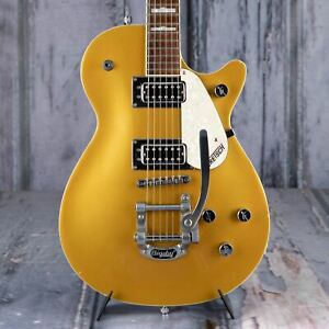 Used Gretsch G5438T Electromatic Pro Jet W/ Bigsby, Gold