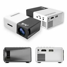 Pico Projector 2019 New Pocket Projector Mini Projector Compatible with Laptop