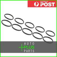 Fits TOYOTA CORSA NL50 1994-1999 - COOLING SYSTEM O-RING PCS 10
