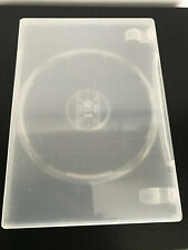 50 x clear dvd cases