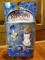Memory Lane - Rudolph The Red Nosed Reindeer: Mrs Claus w/ Accessories (6764)