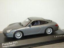 Porsche 911 996 Coupe 2001 - Minichamps 1:43 in Box *34266