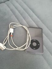 Apple iPod Classic Black (160GB) please read