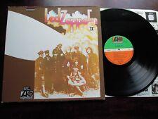 Led Zeppelin : ' Led Zeppelin II ' LP Germany Atlantic Records K 40 037 - Ex