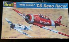 """Revell """"Miss Behavin"""" T-6 Reno Racer *SEALED*"""
