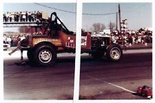 1960's NHRA Drag Racing-INGRAD-HUGHES B/Street Roadster-Maple Grove Dragway