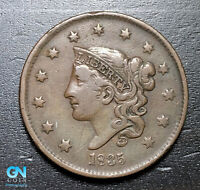 1835 Coronet Head Large Cent   --  MAKE US AN OFFER!  #B3662