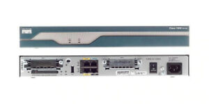 CCNA CISCO 1841 INTEGRATED SERVICES ROUTER Tested ios 15
