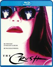 THE CRUSH Sealed New Blu-ray Cary Elwes Alicia Silverstone