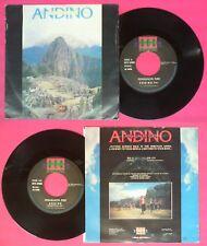 LP 45 7'' ATAHUALPA 1530 Andino 1990 italy DANCE FLOOR DFC 57003 no cd mc dvd