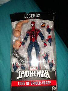 "Hasbro Marvel Legends 6"" - Spider-Man Ben Reilly with Spider-Carnage parts"