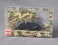 Busch 40253 (H0, 1:87) - BMW 327 Cabriolet »Feldgendarmerie« Military - New!