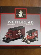 Corgi Classics D94/1 Whitbread Set with Bedford Box Van and Model T Ford Van